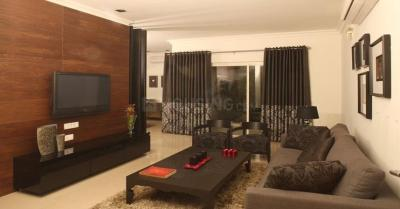 Gallery Cover Image of 1045 Sq.ft 3 BHK Independent Floor for rent in Basera Elite Floors, Sector 85 for 14500