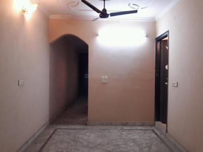 Gallery Cover Image of 900 Sq.ft 3 BHK Independent Floor for rent in Govindpuri for 15000