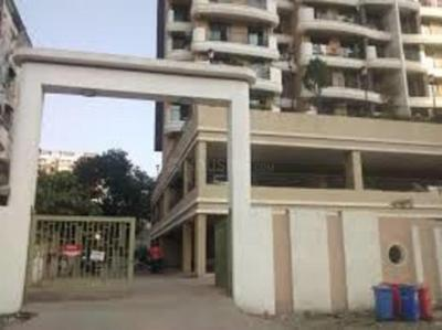 Gallery Cover Image of 1225 Sq.ft 3 BHK Apartment for rent in Concrete Sai Saakshaat, Kharghar for 34000