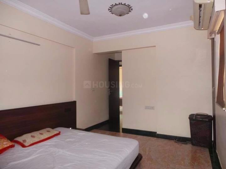 Bedroom Image of 600 Sq.ft 1 BHK Apartment for rent in Marine Lines for 75000