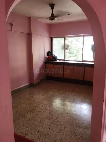 Living Room Image of 550 Sq.ft 1 BHK Apartment for rent in Bibwewadi for 13000