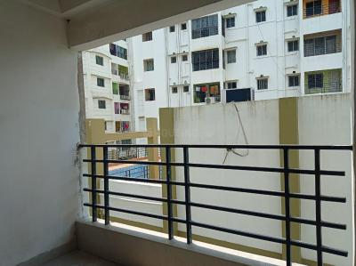 Gallery Cover Image of 1623 Sq.ft 3 BHK Apartment for buy in Bhagat Sapphire, New Town for 6800000