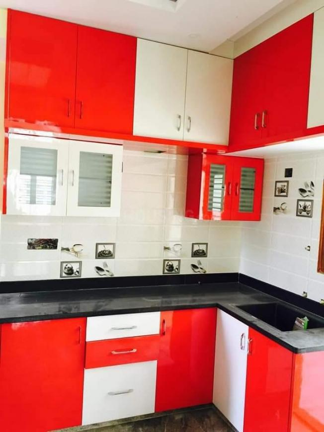 Kitchen Image of 1100 Sq.ft 2 BHK Apartment for rent in Kannur for 20000