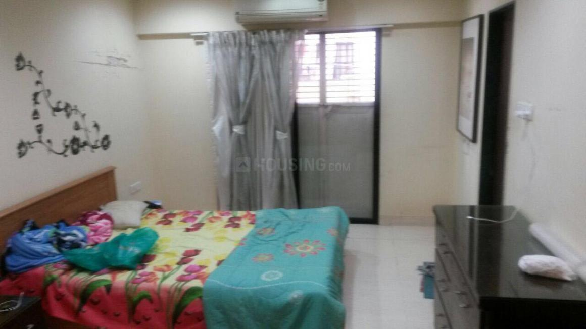 Bedroom Image of 720 Sq.ft 1 BHK Independent Floor for rent in Kothrud for 13000