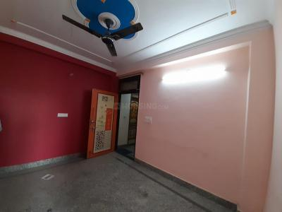 Gallery Cover Image of 700 Sq.ft 1 BHK Independent Floor for rent in Chhattarpur for 9500