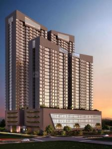 Gallery Cover Image of 665 Sq.ft 1 BHK Apartment for buy in UK Iridium, Kandivali East for 7500000