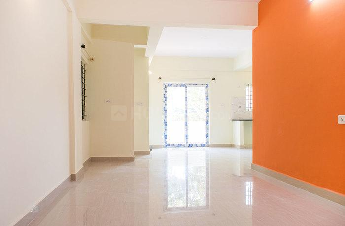 Living Room Image of 1100 Sq.ft 2 BHK Apartment for rent in Amrutahalli for 21000