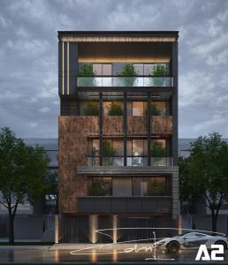 Gallery Cover Image of 1700 Sq.ft 4 BHK Independent Floor for buy in Sun City, Sector 54 for 22500000