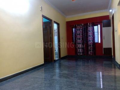 Gallery Cover Image of 700 Sq.ft 1 RK Apartment for rent in Sanjaynagar for 12000