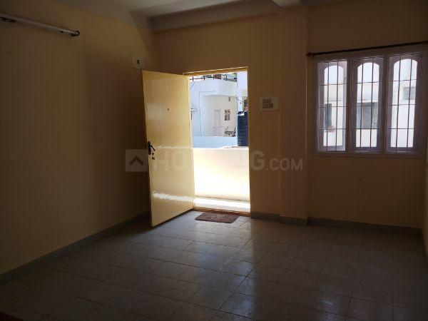 Living Room Image of 1000 Sq.ft 1 BHK Independent House for rent in R. T. Nagar for 12000