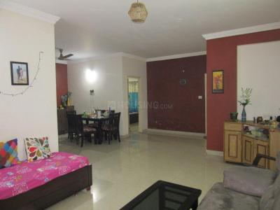 Gallery Cover Image of 1270 Sq.ft 2 BHK Apartment for buy in Sai Orchid Apartment, Kalyan Nagar for 5200000