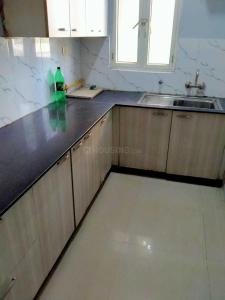 Kitchen Image of 995 Sq.ft 2 BHK Independent Floor for rent in Royal Residency, sector 73 for 14000