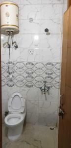 Bathroom Image of Kaushik PG in Sector 21