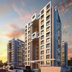 Gallery Cover Image of 1158 Sq.ft 2 BHK Independent Floor for buy in Kasturi Voyage, Moshi for 7221000