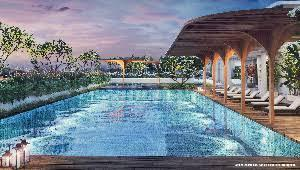 Gallery Cover Image of 600 Sq.ft 2 BHK Apartment for buy in Godrej Upavan, Bhiwandi for 6108000