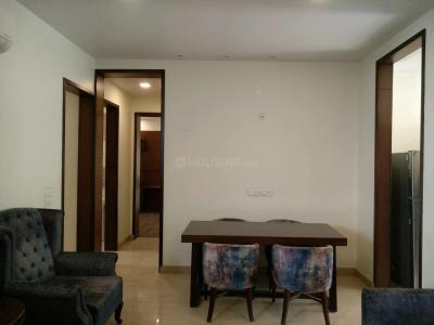 Gallery Cover Image of 1555 Sq.ft 3 BHK Apartment for buy in Sikka Kimaantra Greens Apartment, Sector 78 for 7619000