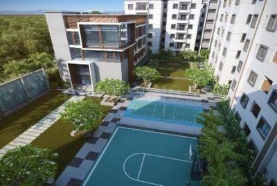 Gallery Cover Image of 1250 Sq.ft 2 BHK Apartment for buy in Fortune Mayura, Bachupally for 7500000