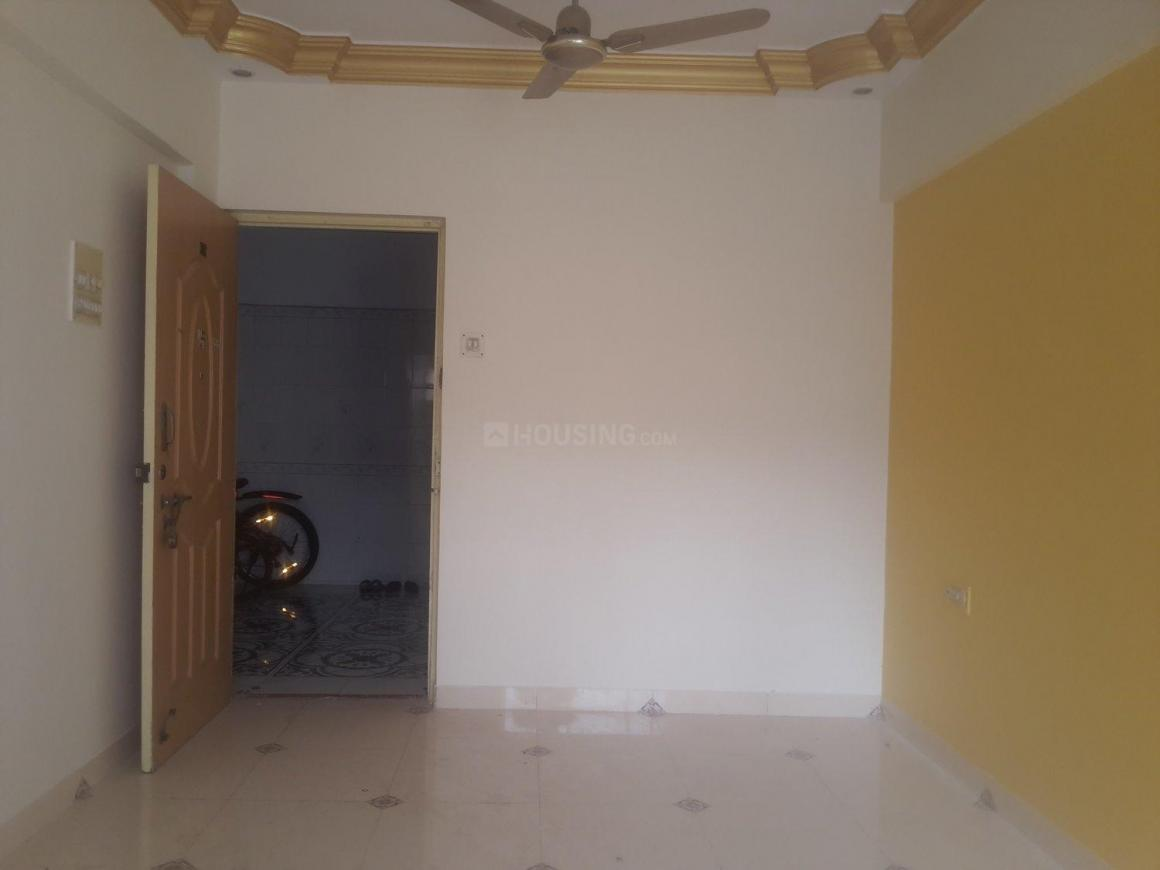 Living Room Image of 1200 Sq.ft 2 BHK Apartment for rent in Seawoods for 26000