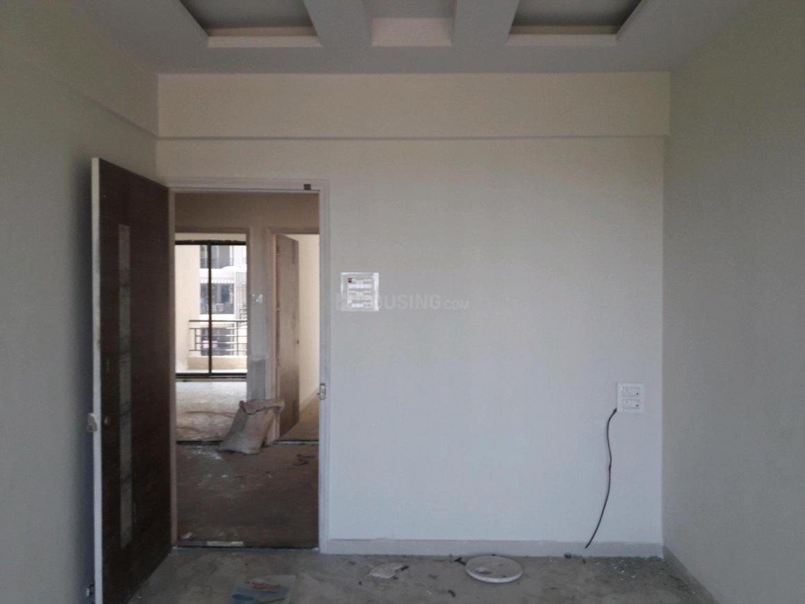 Living Room Image of 660 Sq.ft 1 BHK Apartment for rent in Dombivli East for 9000
