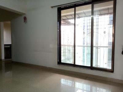 Gallery Cover Image of 655 Sq.ft 1 BHK Apartment for rent in Kopar Khairane for 16500