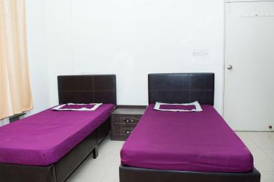 Bedroom Image of G1 Gf-shrinidhi Scintila Apartments in Hebbal Kempapura