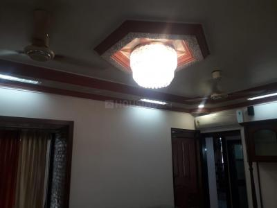 Gallery Cover Image of 1550 Sq.ft 3 BHK Apartment for rent in Good Will Residency, Airoli for 41000