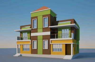 Gallery Cover Image of 1135 Sq.ft 3 BHK Independent House for buy in OAS Lake Life Township, Joka for 3510000