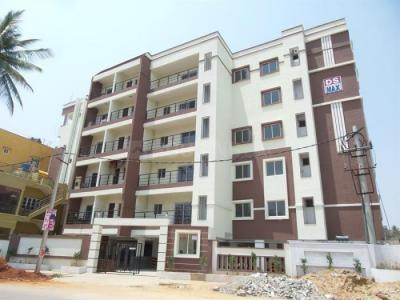Gallery Cover Image of 1145 Sq.ft 2 BHK Apartment for buy in DS Max Serene, Hulimavu for 5800000