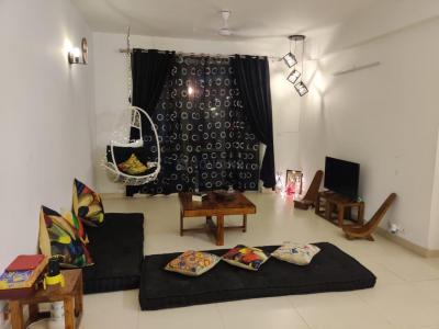 Gallery Cover Image of 1355 Sq.ft 2 BHK Apartment for rent in Sector 83 for 18500