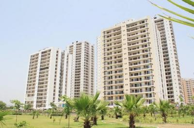 Gallery Cover Image of 1550 Sq.ft 3 BHK Apartment for buy in Aakriti Aakriti Shantiniketan, Sector 143B for 8600000