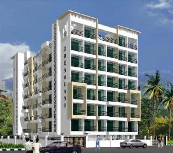 Gallery Cover Image of 635 Sq.ft 1 BHK Apartment for buy in Gami Dreamland, Kamothe for 5100000