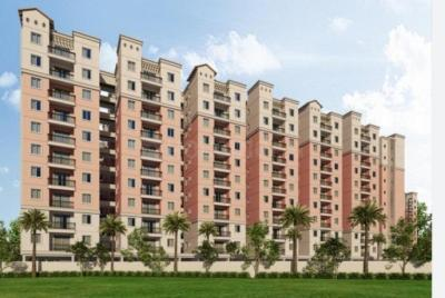 Gallery Cover Image of 518 Sq.ft 1 BHK Apartment for buy in Aminpur for 2200000