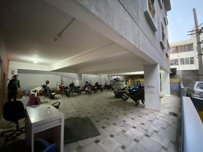 Parking Area Image of The Nest - Coliving in Koramangala