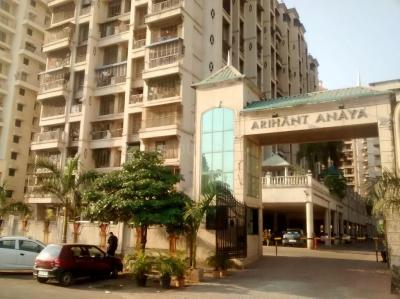 Gallery Cover Image of 800 Sq.ft 2 BHK Apartment for rent in Arihant Anaya, Kharghar for 18000