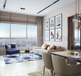 Gallery Cover Image of 1350 Sq.ft 3 BHK Apartment for buy in Piramal Vaikunth Thane, Thane West for 21500000