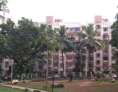 Gallery Cover Image of 580 Sq.ft 1 BHK Apartment for rent in Kandivali East for 20000