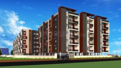 Gallery Cover Image of 775 Sq.ft 1 BHK Apartment for buy in Kompally for 2711725