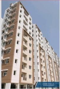 Gallery Cover Image of 380 Sq.ft 1 BHK Apartment for buy in Provident Kenworth, Budvel for 3200000