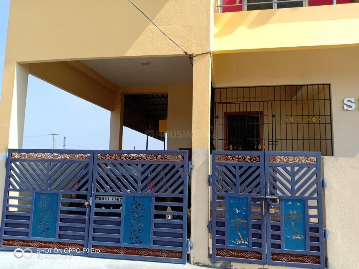 Main Entrance Image of 1750 Sq.ft 3 BHK Independent House for rent in Ponmar for 15000