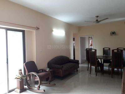Gallery Cover Image of 1442 Sq.ft 3 BHK Apartment for rent in South City South City, Jadavpur for 50000