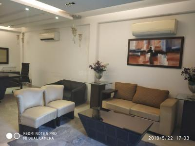 Gallery Cover Image of 2700 Sq.ft 4 BHK Independent Floor for buy in Saket for 40500000
