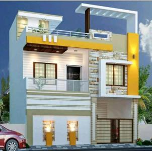 Gallery Cover Image of 1500 Sq.ft 3 BHK Independent House for buy in Paharia for 5400000