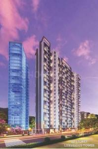 Gallery Cover Image of 610 Sq.ft 1 BHK Apartment for buy in Parijat Hill View, Borivali East for 8000000