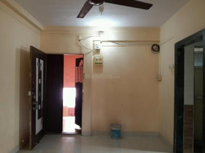 Gallery Cover Image of 650 Sq.ft 1.5 BHK Apartment for rent in Airoli for 15500