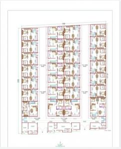 Gallery Cover Image of 1200 Sq.ft 2 BHK Villa for buy in Noida Extension for 3499999