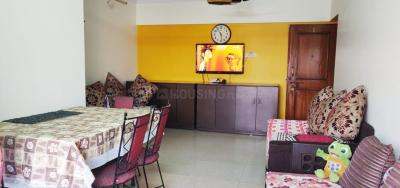 Gallery Cover Image of 1000 Sq.ft 2 BHK Apartment for rent in Dheeraj Heritage Residency, Santacruz West for 50000
