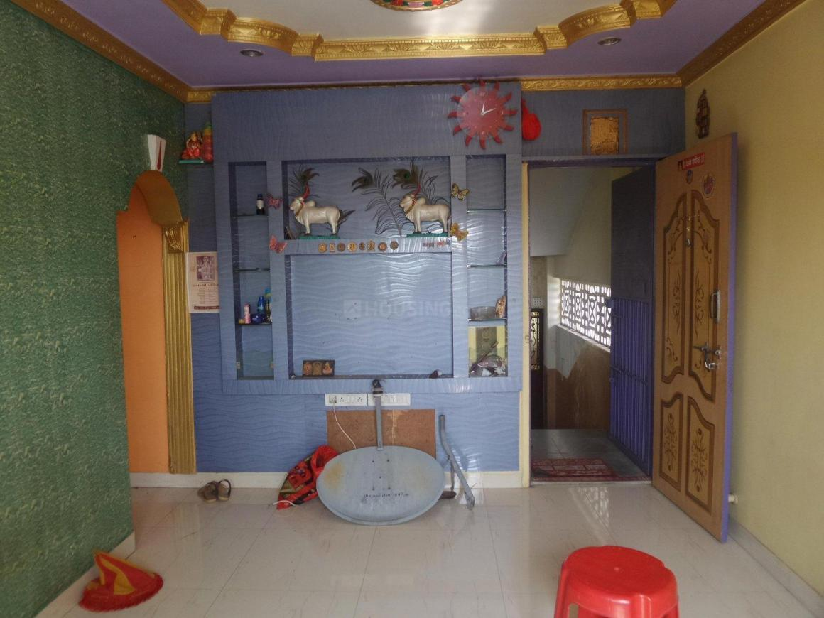 Living Room Image of 650 Sq.ft 1 BHK Independent Floor for rent in Old Sangvi for 11000