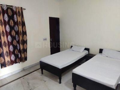 Bedroom Image of Shri Giriraj Hospitality in Mehrauli