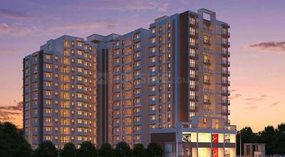 Gallery Cover Image of 1120 Sq.ft 3 BHK Apartment for buy in Patel Signature, Ambernath East for 5500000