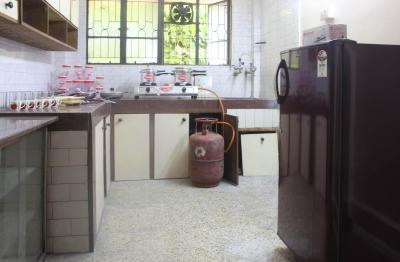 Kitchen Image of A3 Shivsagar Apartment in Mundhwa